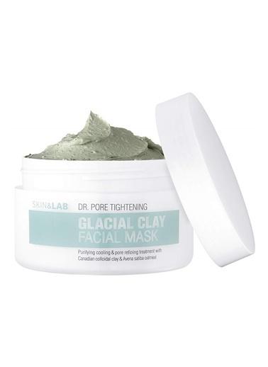 Skin & Lab Glacial Clay - Buzul Altı Kore Kil Maskesi 100Ml Renksiz